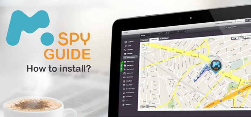 how to install mSpy